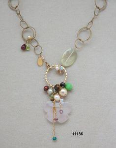 Anna Balkan/Necklace $260
