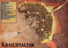 dwarven map volcanic worldbuilding reddit fantasy comments mountains artists