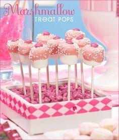 Wishes Eventos: Marshmallow Pop?? Nós ensinamos a fazer...