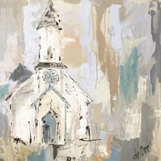 Help me name this painting!.. and if you'd like to be on the church pre-launch list, text CHURCHLOVE to 44222 ⛪️