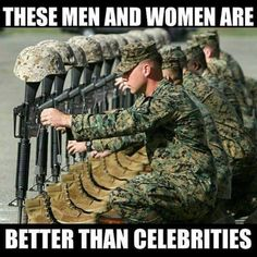 Veteran heroes US army military Military Quotes, Military Humor, Military Love, Military Personnel, I Love America, God Bless America, Us Marines, Gi Joe, Firefighters