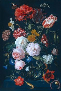 rachel ruysch flowers - Google Search