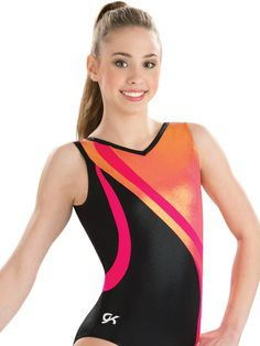 Passion Punch Leotard** from GK Elite