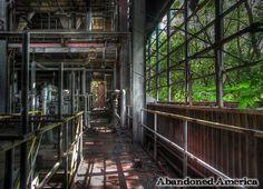 brookline power plant - matthew christopher murray's abandoned america