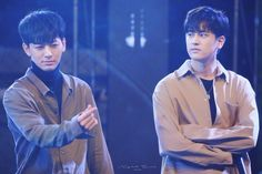 YUNCHAN ❤️  Monsters 👬 #Yunhyeong #Chanwoo Ikon Songs, Jay Song, Public Service Announcement, Kim Hanbin, Boy Groups, Fangirl, Twins, Kpop, Celebrities