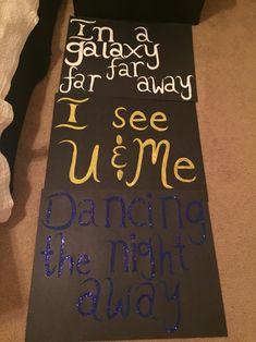 Sadies Proposal Star Wars