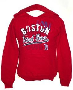 Boston Red Sox Women's Game Day Hoodie