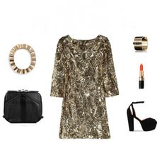 Add some sequins to your weekend wardrobe!