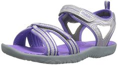 M.A.P. Lorna Girl's Outdoor Sandal, Silver/Purple, 4 M US... https://www.amazon.com/dp/B01KUGE7KM/ref=cm_sw_r_pi_dp_x_CSbfzbT3K4YC9