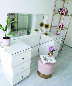 Trendy makeup vanity gardenweb that look beautiful