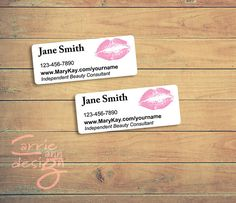 Paparazzi business card custom paparazzi accessories business card pink lips address labels diy mary kay avon nu skin and others digital reheart Images