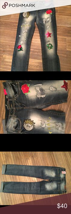 Jeans Juniors jeans Almost Famous Jeans Skinny