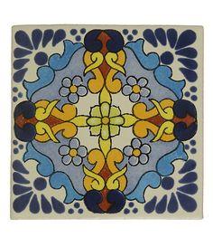 Handmade Moroccan Perini tile
