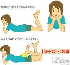 下半身,ダイエット,痩せ,足パカ,運動,エクササイズ,即効性