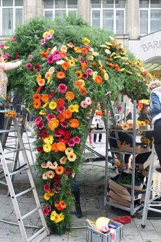 Streetflowers - we have made in Hamburg