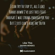 Like This --- Shawn Mendes