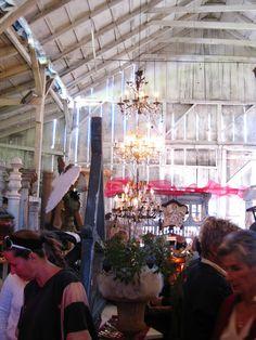 huge barn sale