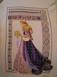 celtic ladies cross stitch - Google Search