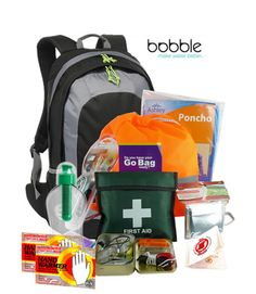 Emergency Starter Go Bag+Survival Tin - Jehovah's Witness Theocratic Ministry Supplies Emergency