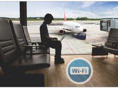 Para viajeros: las contraseñas de Wi-Fi de los aeropuertos - ElSol.com.ar