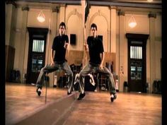 A dance scene from Step Up 2: The Streets