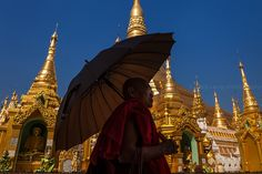 Umbrella, Yangon