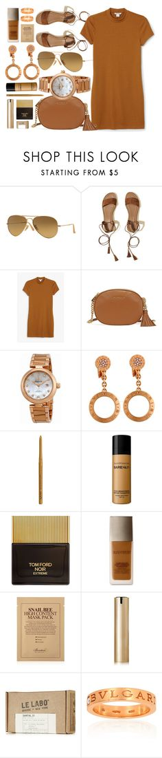 """""""Photography"""" by jomashop ❤ liked on Polyvore featuring Ray-Ban, Hollister Co., Monki, Michael Kors, OMEGA, Bulgari, NYX, Bare Escentuals, Tom Ford and Laura Mercier"""