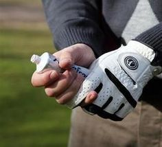 Best golf tip ever! Learn how to apply the correct grip pressure and improve your swing dramatically...
