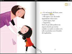 """Ebook Infantil gratis: """"Julia, Pato y el espía""""."""