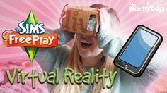 The Sims Freeplay Virtual Reality!