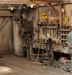 Chuck Doans Red Oak Garage