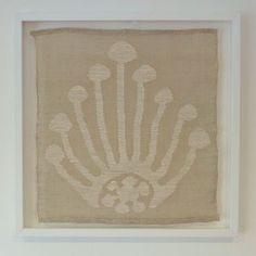 Kukka Flower Transparency Weave - Kuultokudos or Shimmer weave