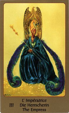 The Empress - Tarot of Eden