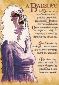 book of shadows images | Banshee.jpg Photo by samantha20uk | Photobucket