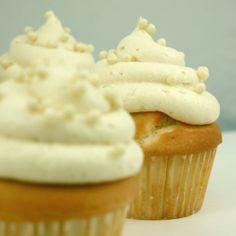 Wedding Cake Gourmet Cupcake