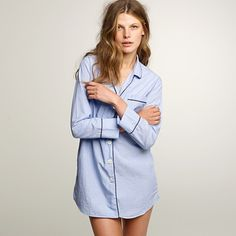 jcrew nightshirt $59.50