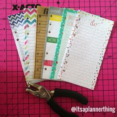 Instant note and list paper! Love target dollar spot!