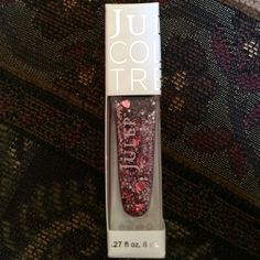 Brand new Julep Nail Polish Brand new never been used reddish nail polish with specks of white flakes julep color treat  Other