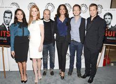 suits tv show 2013 | Suits' Interviews: The Cast Discusses Rest of Season 2 | TV Equals