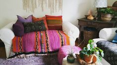Frazada love!  #heavenswalk #bohemianfarmhouse  #bohemiandecor #bohostyle #bohemianinspiration #jungalowstyle  #finditstyleit #currentdesignsituation #fmfstyle