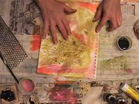 Mixed Media Tutorials - 33 free video tutorials by Roben-Marie Smith.