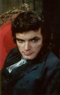 David Selby as Quentin Collins, circa 1897 - a smarmy but sexy Victorian smart ass (Dark Shadows)