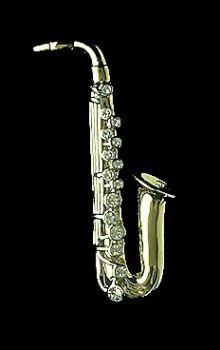 Alto sax...my band instrument...good times :)