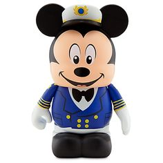 Vinylmation Disney Cruise Line Mickey Mouse Figure -- 3''