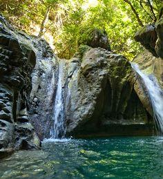 Twenty Seven Waterfalls Of Rio Damajagua (North Coast, Dominican Republic)