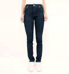 Regular Fit Jeans Swan - strong blue
