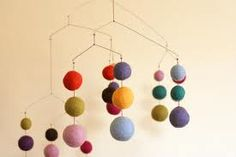 images of mobiles made from natural materials - Google Search