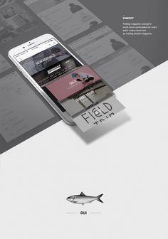 Aland mobile app renewal on Behance Mobile Web Design, App Ui Design, Web Mockup, App Design Inspiration, Portfolio Web Design, Presentation Layout, Ui Web, Web Layout, Service Design