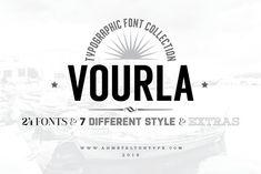 Vourla Font Collecti