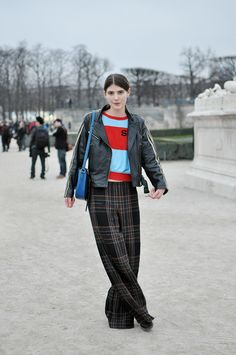 Ursina Gysi, Paris Fashion Week